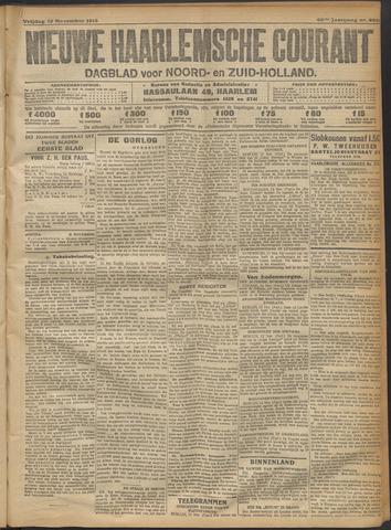 Nieuwe Haarlemsche Courant 1915-11-12