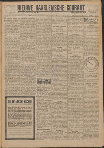 Nieuwe Haarlemsche Courant 1925-12-30