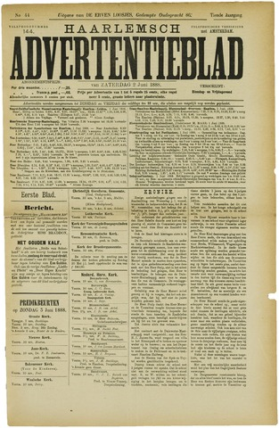 Haarlemsch Advertentieblad 1888-06-02