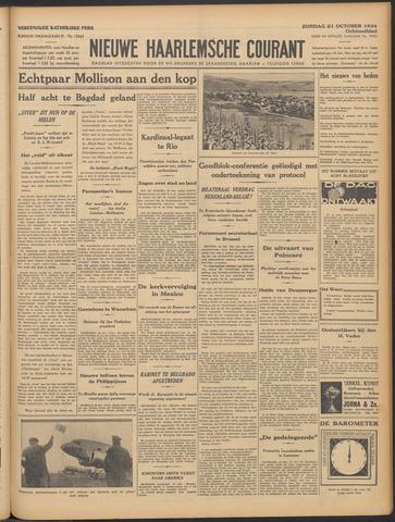 Nieuwe Haarlemsche Courant 1934-10-21