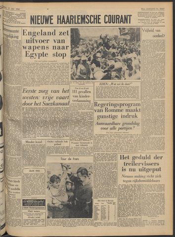 Nieuwe Haarlemsche Courant 1956-07-31