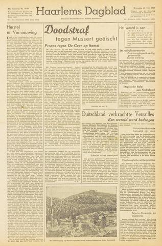 Haarlem's Dagblad 1945-11-28