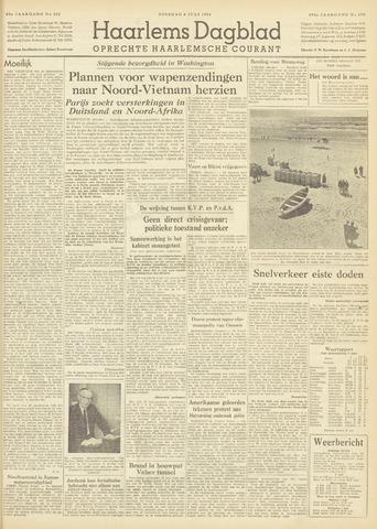 Haarlem's Dagblad 1954-07-06