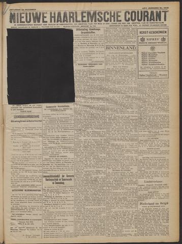Nieuwe Haarlemsche Courant 1919-12-20