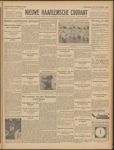 Nieuwe Haarlemsche Courant 1933-11-29