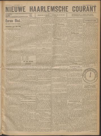 Nieuwe Haarlemsche Courant 1921-11-03