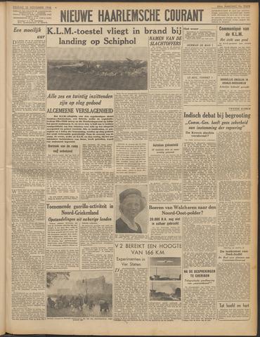 Nieuwe Haarlemsche Courant 1946-11-15
