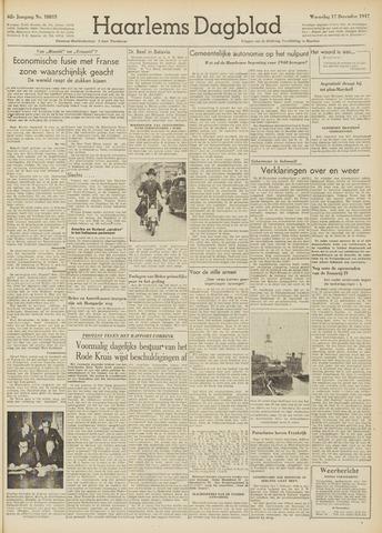 Haarlem's Dagblad 1947-12-17