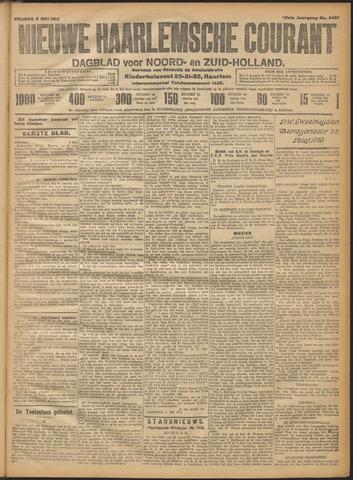 Nieuwe Haarlemsche Courant 1914-05-08