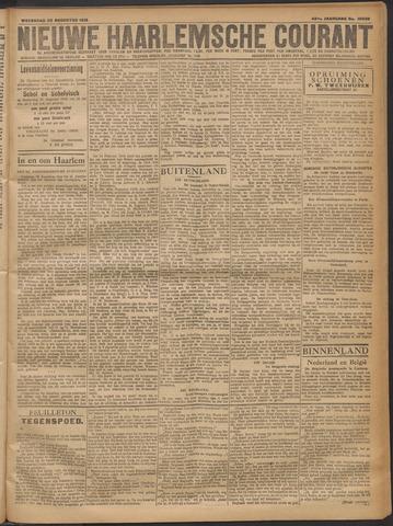 Nieuwe Haarlemsche Courant 1919-08-20