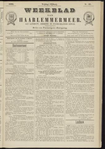 Weekblad van Haarlemmermeer 1882-06-09