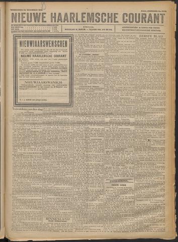 Nieuwe Haarlemsche Courant 1920-12-23