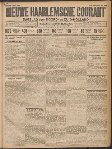Nieuwe Haarlemsche Courant 1912-08-06