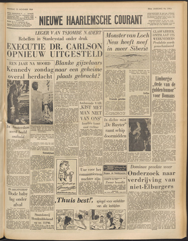 Nieuwe Haarlemsche Courant 1964-11-23