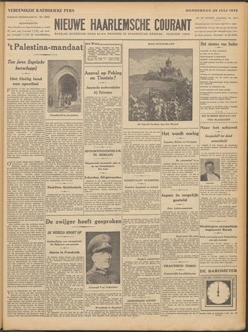 Nieuwe Haarlemsche Courant 1932-07-28