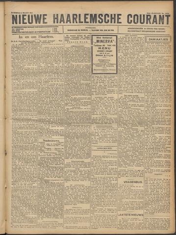 Nieuwe Haarlemsche Courant 1921-03-05