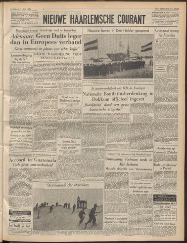 Nieuwe Haarlemsche Courant 1954-07-03