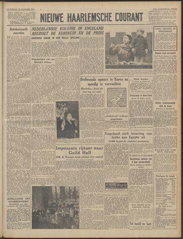 Nieuwe Haarlemsche Courant 1950-11-23