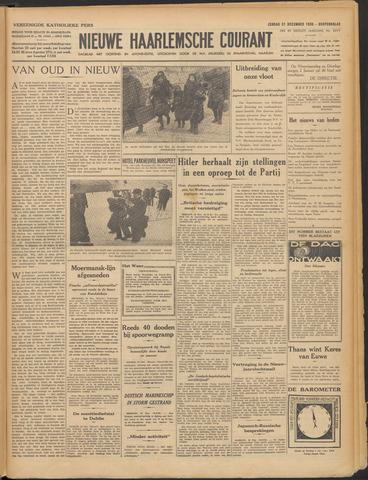 Nieuwe Haarlemsche Courant 1939-12-31
