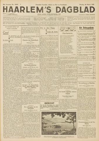 Haarlem's Dagblad 1935-03-26