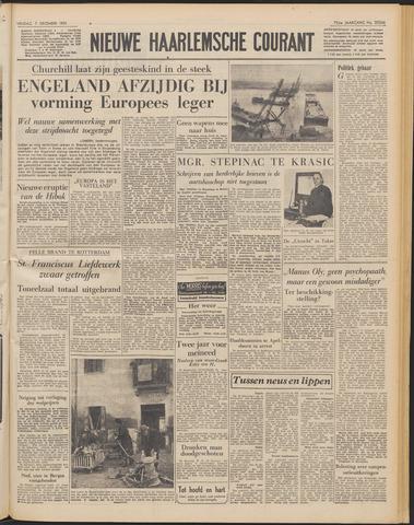 Nieuwe Haarlemsche Courant 1951-12-07