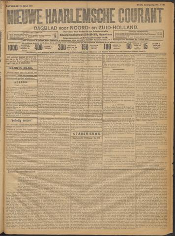 Nieuwe Haarlemsche Courant 1911-07-15