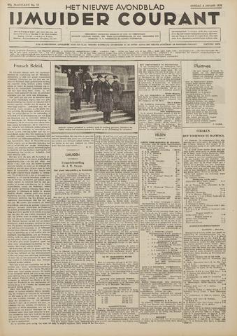 IJmuider Courant 1938-01-04