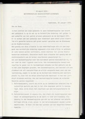 Raadsnotulen Heemstede 1976-03-25