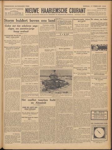 Nieuwe Haarlemsche Courant 1935-02-17