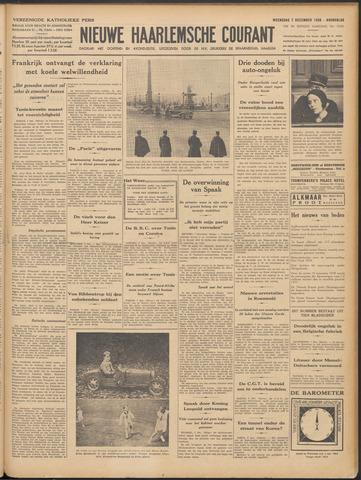 Nieuwe Haarlemsche Courant 1938-12-07