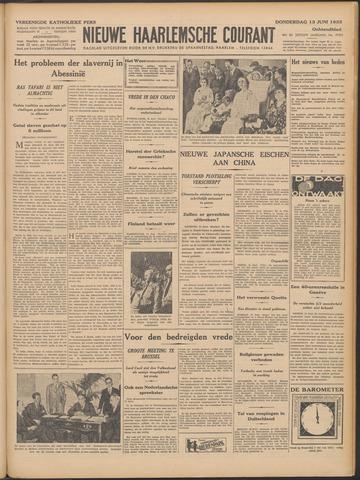Nieuwe Haarlemsche Courant 1935-06-13