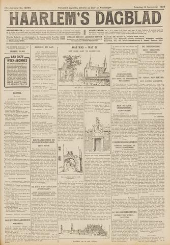 Haarlem's Dagblad 1926-09-18