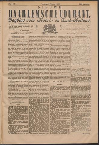 Nieuwe Haarlemsche Courant 1900-02-08