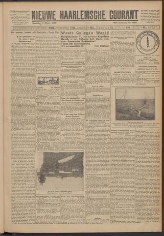 Nieuwe Haarlemsche Courant 1925-03-09