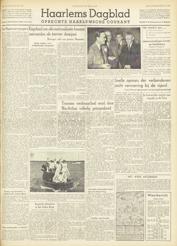 Haarlem's Dagblad 1951-05-26