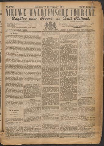 Nieuwe Haarlemsche Courant 1901-12-09