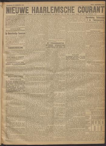 Nieuwe Haarlemsche Courant 1918-02-25