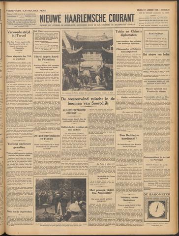 Nieuwe Haarlemsche Courant 1938-01-21