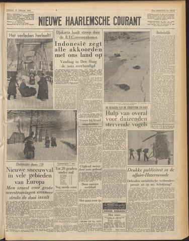 Nieuwe Haarlemsche Courant 1956-02-21