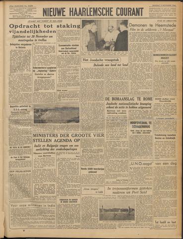 Nieuwe Haarlemsche Courant 1946-11-05