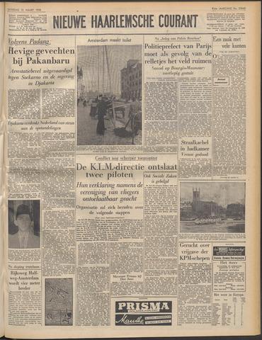 Nieuwe Haarlemsche Courant 1958-03-15