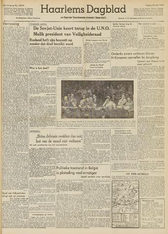 Haarlem's Dagblad 1950-07-28