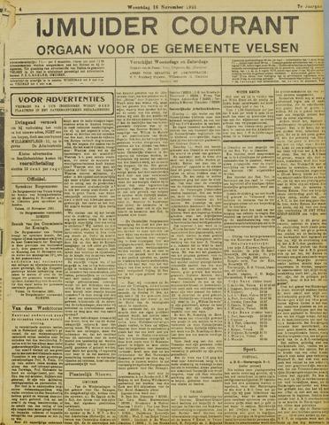 IJmuider Courant 1921-11-16