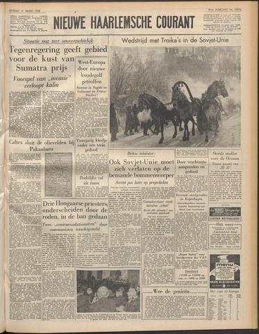 Nieuwe Haarlemsche Courant 1958-03-11