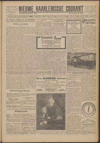 Nieuwe Haarlemsche Courant 1924-12-24