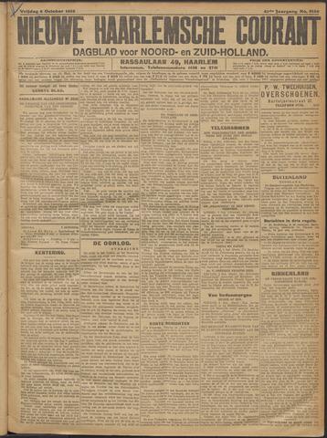 Nieuwe Haarlemsche Courant 1916-10-06