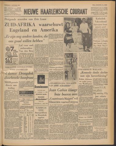 Nieuwe Haarlemsche Courant 1963-09-11