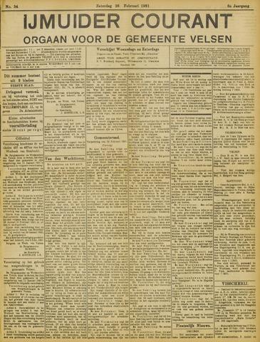 IJmuider Courant 1921-02-26