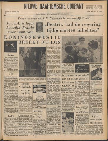 Nieuwe Haarlemsche Courant 1965-10-26