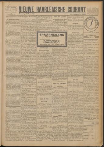 Nieuwe Haarlemsche Courant 1924-03-19